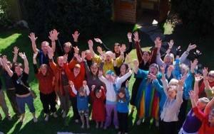 Findhorn Foundation Community Living Scotland