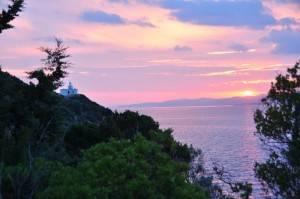 Silver Island yoga retreat Greece