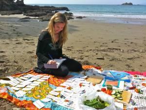 The Big Stretch life coaching holidays Rosie Walford