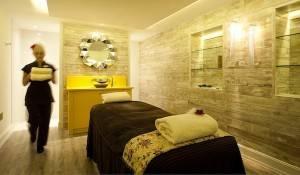 Treatments at the Headland Hotel