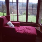 Hotel Endsleigh Chaise Longue