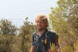 Toby Clarke Ibiza Walking
