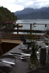 Puyuhuapi Lodge & Spa Chile dining-table