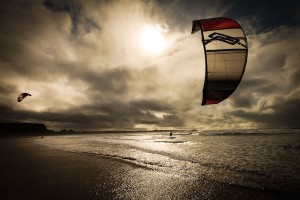 Kitesurfing Headland Hotel Cornwall