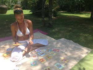 Adventure Yogi Sri Lanka card reading