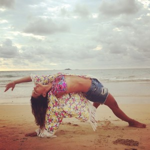 Adventure Yogi Sri Lanka yoga
