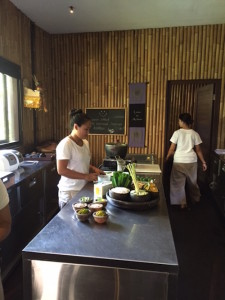 Fivelements luxury health spa Bali