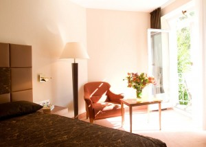 Parkschlösschen Germany bedroom