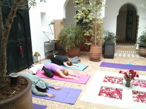 Satvada Retreats Marrakech yoga