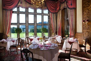 Armathwaite hall restaurant