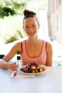 Reclaim Your Self chef Radha Kunhert