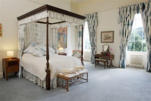 Sharpham, Devon, Thomas de Sharpham room