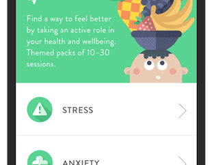 Headspace programmes