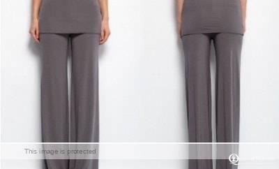 Charli yoga trousers Titanium