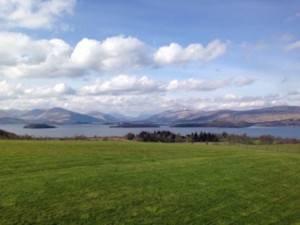 The Bridge Scotland view