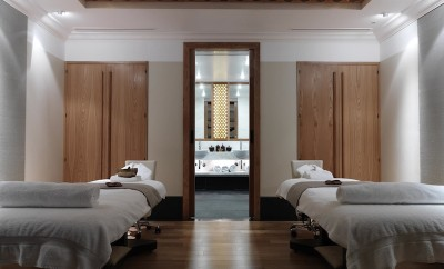 Aman Spa The Connaught treatment room