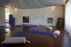 Les Passeroses France yogaroom2