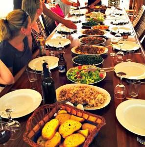 MDFV - dinner is served