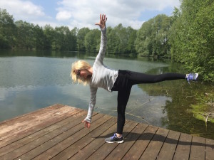 Mill France yoga retreat Kate Bermingham