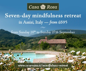 Casa Rosa Mindfulness Retreat