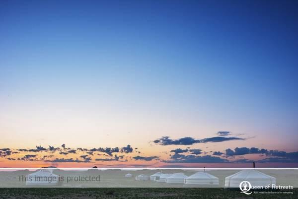 Reclaim Your Self Mongolia camp Richard Pilnick