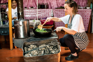 Reclaim Your Self Mongolia chef Emma Fountain Richard Pilnick