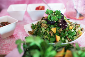 Reclaim Your Self Mongolia vegan food Richard Pilnick