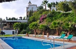 Santillán pool