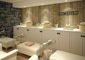 St Moritz Cornwall Cowshed Spa