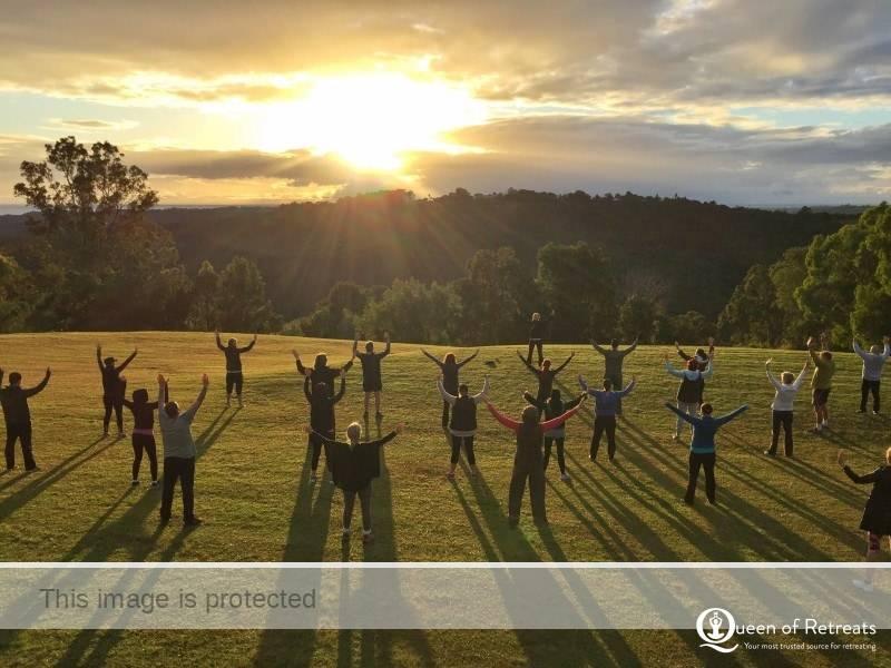 Gwinganna spa retreat in Australia