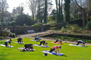 The Zest Life yoga retreat Wales