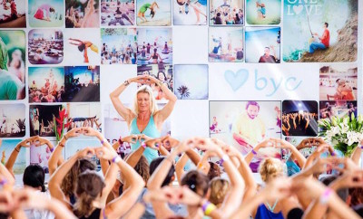 Barcelona Yoga Conference yoga festival Spain