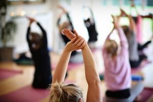 Inspiration Space Transformational Breathing yoga meditation retreat England
