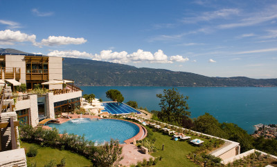Lefay Spa Resort Lake Garda Italy