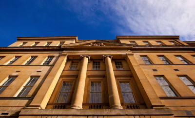 The Gainsborough Bath Exterior