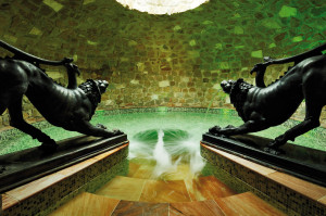 Adler Thermae spa hotel Italy