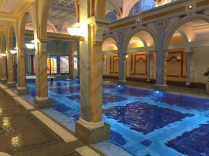 Bad Ragaz spa hotel Switzerland