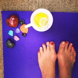 Gina Hardy yoga holidays