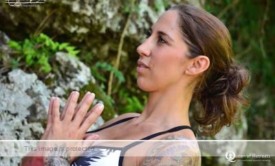 Kirsty Gallagher yoga teacher