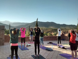 Satvada Retreats yoga hiking Morocco