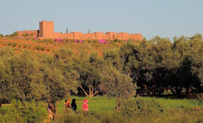 Satvada Retreats yoga hiking Morocco
