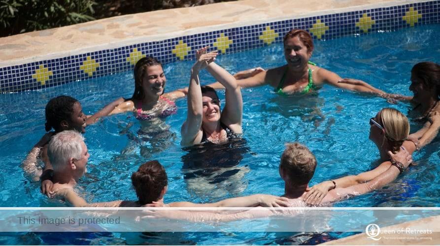 La Crisalida wellness retreat in Spain