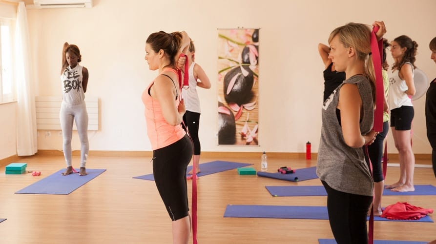 La Crisalida yoga retreat in Spain