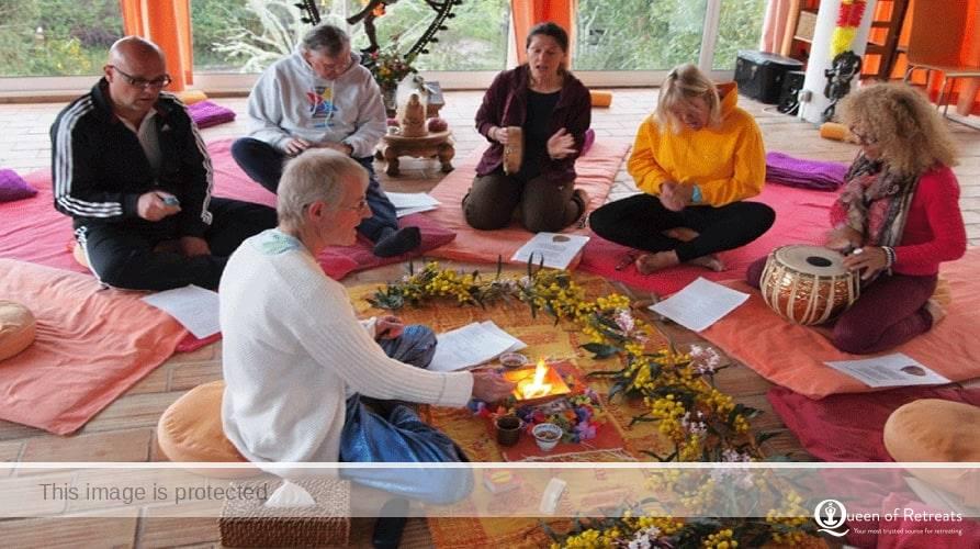 Moinhos Velhos spiritual retreat in Portugal