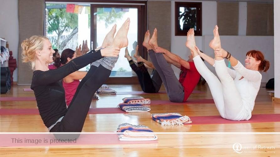 Azulfit yoga pilates retreat Fuerteventura