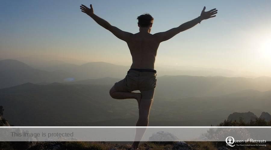 Yobaba Lounge wellness retreat in France