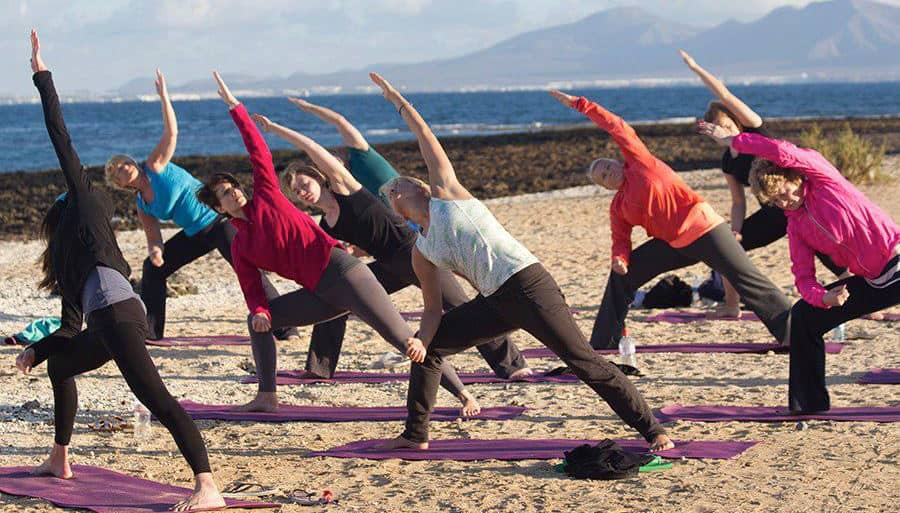 Azulfit yoga pilates retreat Fuerteventura