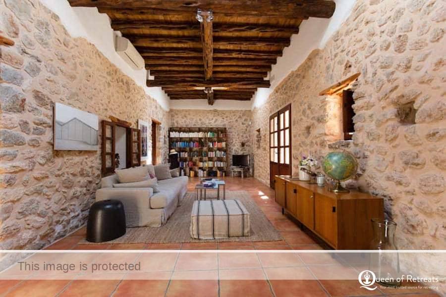 Yoga Rosa Retreat, Ibiza