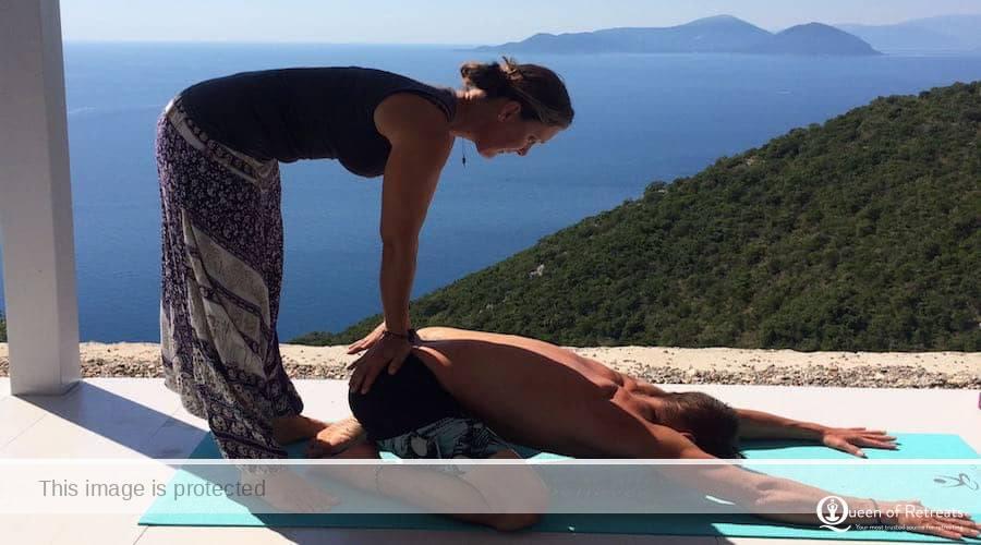 Mindfulness Journeys Greece meditation retreat