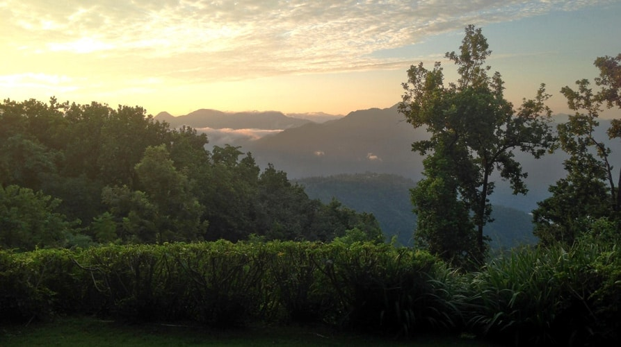 Ananda in the Himalayas Health Retreat